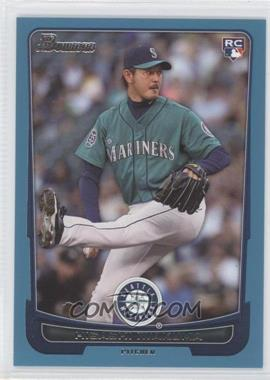 2012 Bowman Draft Picks & Prospects Blue #49 - Hisashi Iwakuma /500