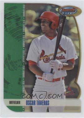 2012 Bowman Draft Picks & Prospects Bowman's Best Refractor #BB32 - Oscar Taveras /99