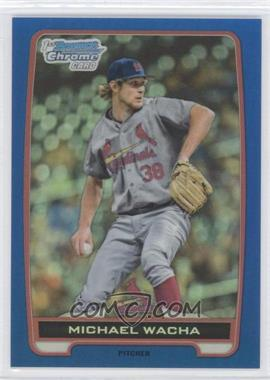 2012 Bowman Draft Picks & Prospects Chrome Draft Picks Blue Refractors #BDPP26 - Michael Wacha /250
