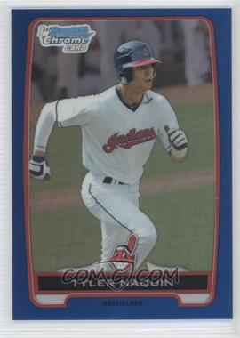 2012 Bowman Draft Picks & Prospects Chrome Draft Picks Blue Refractors #BDPP9 - Tyler Naquin /250