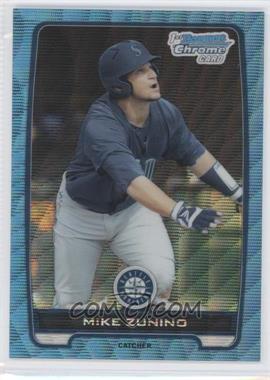 2012 Bowman Draft Picks & Prospects Chrome Draft Picks Blue Wave Refractors #BDPP25 - Mike Zunino