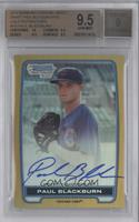 Paul Blackburn /50 [BGS 9.5]