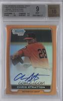 Chris Stratton /25 [BGS 9]
