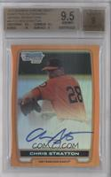 Chris Stratton /25 [BGS 9.5]