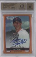 Pat Light /25 [BGS 9.5]