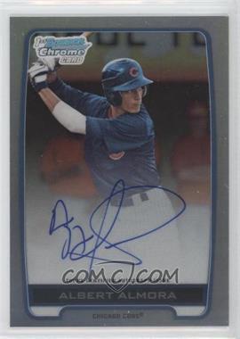 2012 Bowman Draft Picks & Prospects Chrome Draft Picks Certified Autographs Refractor [Autographed] #BCA-AA - Albert Almora