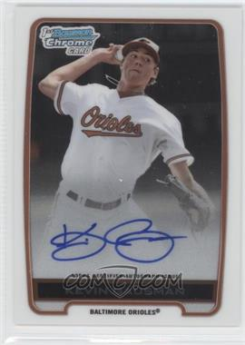 2012 Bowman Draft Picks & Prospects Chrome Draft Picks Certified Autographs #BCA-KG - Kevin Gausman