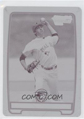 2012 Bowman Draft Picks & Prospects Chrome Draft Picks Printing Plate Magenta #BDPP34 - Tyler Gonzalez /1