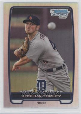 2012 Bowman Draft Picks & Prospects Chrome Draft Picks Refractors #BDPP108 - Joshua Turley