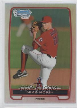 2012 Bowman Draft Picks & Prospects Chrome Draft Picks Refractors #BDPP111 - Mike Morin