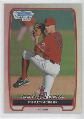 2012 Bowman Draft Picks & Prospects Chrome Draft Picks Refractors #BDPP111 - Mike Morin