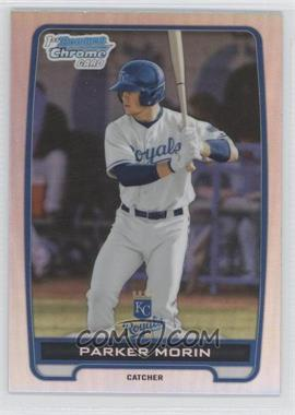 2012 Bowman Draft Picks & Prospects Chrome Draft Picks Refractors #BDPP112 - Parker Morin