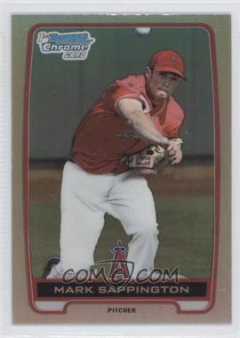 2012 Bowman Draft Picks & Prospects Chrome Draft Picks Refractors #BDPP115 - Mark Sappington