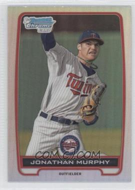 2012 Bowman Draft Picks & Prospects Chrome Draft Picks Refractors #BDPP137 - Jonathan Murphy