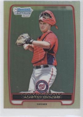 2012 Bowman Draft Picks & Prospects Chrome Draft Picks Refractors #BDPP139 - Austin Chubb