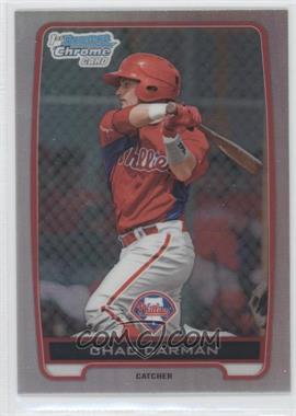 2012 Bowman Draft Picks & Prospects Chrome Draft Picks Refractors #BDPP144 - Chad Carman