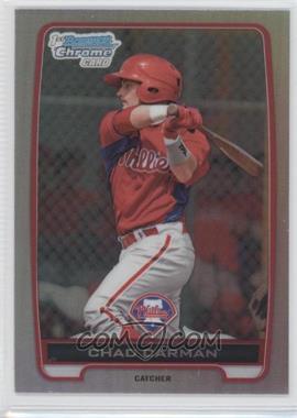 2012 Bowman Draft Picks & Prospects Chrome Draft Picks Refractors #BDPP144 - Chad Carman
