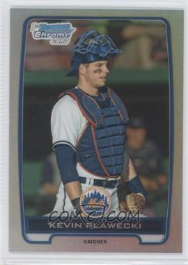 2012 Bowman Draft Picks & Prospects Chrome Draft Picks Refractors #BDPP18 - Kevin Plawecki