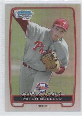 2012 Bowman Draft Picks & Prospects Chrome Draft Picks Refractors #BDPP21 - Mitch Gueller