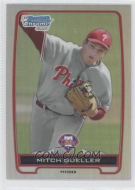 2012 Bowman Draft Picks & Prospects Chrome Draft Picks Refractors #BDPP21 - Mitch Gueller