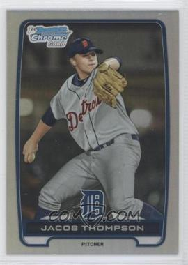 2012 Bowman Draft Picks & Prospects Chrome Draft Picks Refractors #BDPP38 - Jacob Thompson
