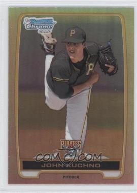 2012 Bowman Draft Picks & Prospects Chrome Draft Picks Refractors #BDPP78 - John Kuchno