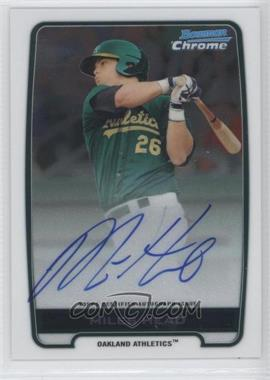 2012 Bowman Draft Picks & Prospects Chrome Prospects Certified Autographs [Autographed] #BCA-MH - Miles Head