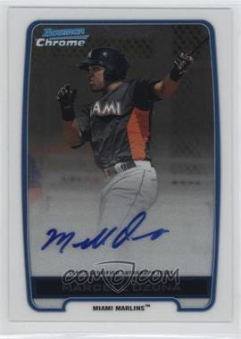 2012 Bowman Draft Picks & Prospects Chrome Prospects Certified Autographs [Autographed] #BCA-MO - Marcell Ozuna