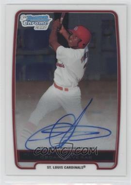 2012 Bowman Draft Picks & Prospects Chrome Prospects Certified Autographs [Autographed] #BCP102 - Oscar Taveras