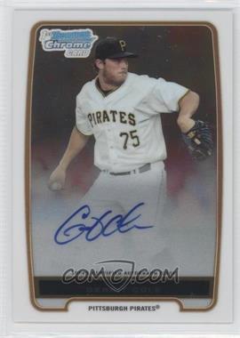 2012 Bowman Draft Picks & Prospects Chrome Prospects Certified Autographs [Autographed] #BCP86 - Gerrit Cole