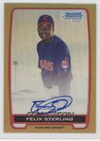 Felix Sterling /50