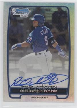 2012 Bowman Draft Picks & Prospects Chrome Prospects Certified Autographs Refractor #BCA-RO - Rougned Odor /500