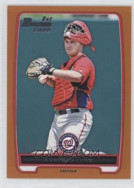 2012 Bowman Draft Picks & Prospects Draft Picks Orange #BDPP139 - Austin Chubb /250
