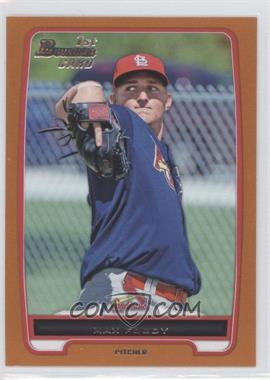 2012 Bowman Draft Picks & Prospects Draft Picks Orange #BDPP87 - Max Foody /250