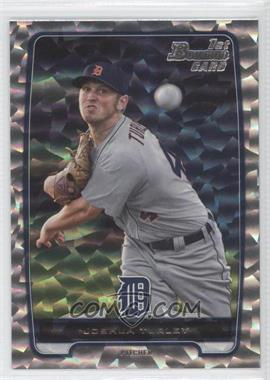 2012 Bowman Draft Picks & Prospects Draft Picks Silver Ice #BDPP108 - Joshua Turley