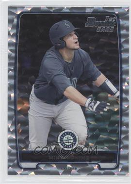 2012 Bowman Draft Picks & Prospects Draft Picks Silver Ice #BDPP25 - Mike Zunino