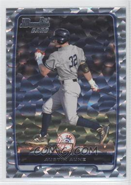 2012 Bowman Draft Picks & Prospects Draft Picks Silver Ice #BDPP39 - Austin Aune
