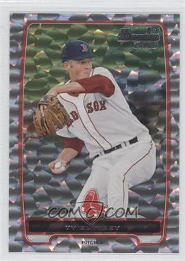 2012 Bowman Draft Picks & Prospects Draft Picks Silver Ice #BDPP57 - Ty Buttrey