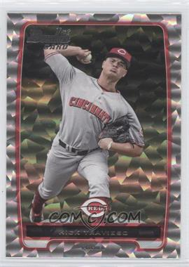 2012 Bowman Draft Picks & Prospects Draft Picks Silver Ice #BDPP7 - Nick Travieso