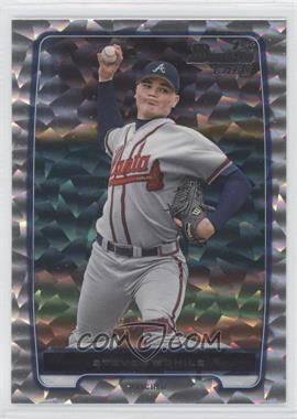 2012 Bowman Draft Picks & Prospects Draft Picks Silver Ice #BDPP73 - Steven Schils