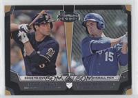 Ryan Braun, Bubba Starling