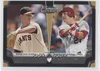Matt Cain, Mike Trout