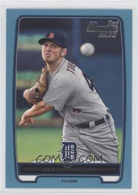 2012 Bowman Draft Picks & Prospects Prospects Blue #BDPP108 - Joshua Turley /500