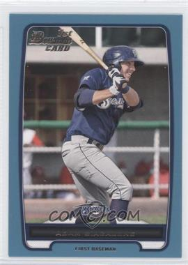 2012 Bowman Draft Picks & Prospects Prospects Blue #BDPP120 - Adam Giacalone /500
