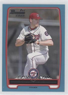 2012 Bowman Draft Picks & Prospects Prospects Blue #BDPP142 - Will Hudgins /500