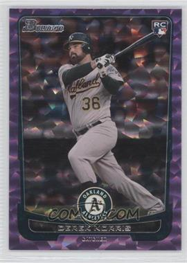 2012 Bowman Draft Picks & Prospects Purple Ice #43 - Derek Norris /10