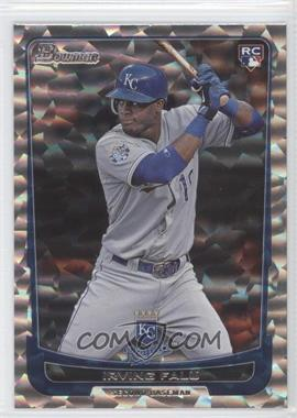 2012 Bowman Draft Picks & Prospects Silver Ice #26 - Irving Falu