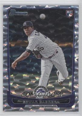 2012 Bowman Draft Picks & Prospects Silver Ice #27 - Edwar Cabrera