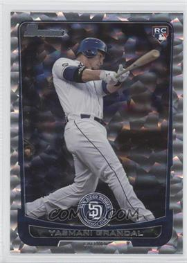 2012 Bowman Draft Picks & Prospects Silver Ice #7 - Yasmani Grandal