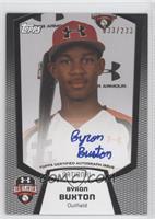Byron Buxton #33/233